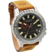 Timberland 14647JS-13.TKN Date Jam Tangan Pria Strap Kulit – (Cokelat- f9892cdb6b