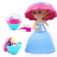 Farfi Scented Deformable Surprise Cupcake Princess Doll Toys Children Girls  Gift Random Color (501761833) 4a03d27bcf