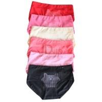 Aily 236 Celana Dalam Wanita Katun Lembut Motif Cartoon Fit L (6 pcs ) - 0e87ef3b4d