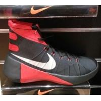Jual Sepatu Basket Nike Hyperdunk Hyper Dunk 2015 Black Silver Red Original  BNIB  7f20d247fa