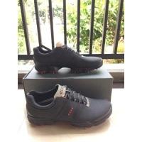 Jual sepatu golf ecco original bahan leather yak teknologi biom  ccbe77e3f7