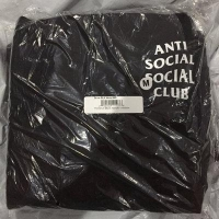c243edfbad84 Jual Anti Social Social Club The Drive Black Hoodie (assc not bape thrasher  supreme stussy
