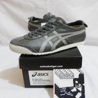 Jual Asics Onitsuka Tiger Mexico 66 Dark Grey Original not gel saga kill  bill  cb1e762efe
