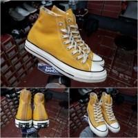 Jual Converse Chuck Taylor 70s High Sun Flowes Yellow BNIB (Free tas sepatu)   467cfe1c44