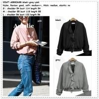 Baju Outer Jaket Jacket Ruffle Wanita Korea Import AB532635 52054aa018