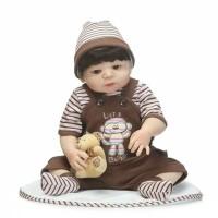 Daftar harga Boneka Bayi Perempuan Bahan Silikon Bulan Maret 2019 aebb08137a