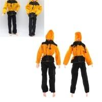 Pakaian Olahraga Boneka Barbie Handmade untuk Boneka Barbie Ken e27277042a