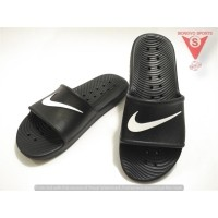 07dfecaca9cf84 SANDAL   SLIDE - NIKE KAWA SHOWER ORIGINAL  832528001 BLACK NEW 2018