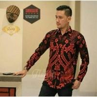 Daftar harga Garuda Merah Kemeja Hem Batik Solo By Florist Bulan ... b6a3978fd3
