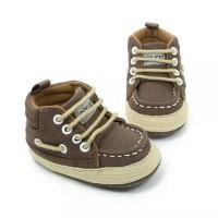 Daftar harga Sepatu Bayi Prewalker Unisex Motif Tutul Bulan Februari ... 322fb980f8