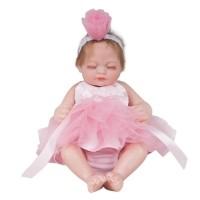 Daftar harga Mainan Boneka Bayi Reborn Silikon Untuk Hadiah Bulan ... cbb82f1f6c