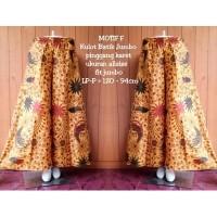 celana kulot panjang jumbo batik bahan katun terbaru motif B KB20 030153b42b