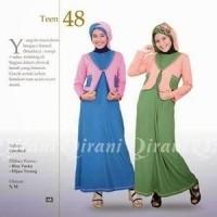 Daftar harga Gamis Kaos Remaja Qirani Qt 70 Jaminan Mutu Bulan ... bdcff92987