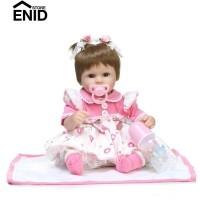 Daftar harga Mainan Boneka Bayi Reborn Realistis Bahan Silikon Bulan ... 290987781d