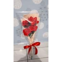 Daftar Harga Buket Bunga Wisuda Valentine Flanel Bulan November 2020