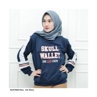 ebd55d3e Daftar harga Jaket Skull Jaket Wanita Bulan Juni 2019