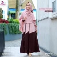 Daftar Harga Gamis Dress Set By Alwa Hijab Bulan Maret 2021