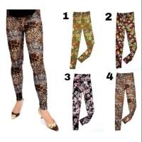 Daftar Harga Celana Legging Motif Bunga Bulan Oktober 2020