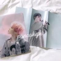 [ READY‼️ ] bts fansite goods jimin l holder poster dazzling fairy LUMINARY