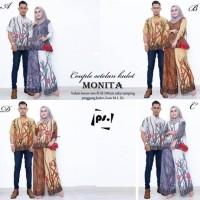 Setelan Kulot Monita Setelan Batik Cantik Setelan Wanita Batik Formal  Seragam Batik Kerja Kantor