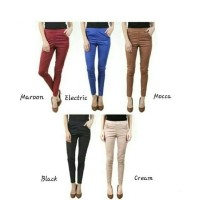 Daftar Harga Celana Legging Katun Wanita Bulan Oktober 2020