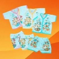 Setelan Bayi Stelan Bayi Pakaian Lakilaki Perempuan Perlengkapan Baru Lahir Baby  Baju Bayi Newborn(125048617 95a4586ca2