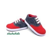Daftar harga Sepatu Casual Dc Trendy Kw Super Merah Dan Abu Bulan ... 6254516965