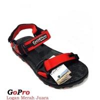 GoPro Sandal Gunung 100% ORIGINAL Sandal Gunung Pria Outdoor sendal  Adventure Sandal(1159264561) cb4bd6b663