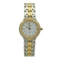 ALBA Jam Tangan Wanita - Silver Gold White - Stainless Steel - ARYH96 Alba  (AL383AC23NCMID 5089fe9193