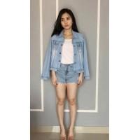 Daftar harga Jeans Jaket Denim Pure Bulan Februari 2019 a03c60b96f