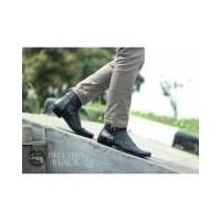 sepatu sepatu Boot formal Pria kantoran Pantofel kulit PDH dari Cevany  jungle (197151234) 5c6e2eac20