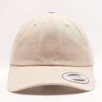 Topi Yupoong Flexfit 6245CM Low Profile Cotton Twill Dad Hat Original  (366603027) f2ae9946e985