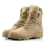 Sepatu Delta Force 8 quot  Sepatu Boots Taktis Outdoor (335360756) be95744a36
