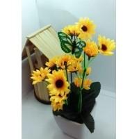 GL- Bunga Artifisial SAKURA -hiasan ruang tamu-kantor-bunga palsu 4941535255