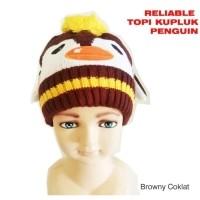 Reliable Topi Kupluk Rajut Bayi Baru Lahir Karakter Penguin (428662338) 5353033092