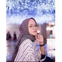 Kacamata Frame Wanita Fashion Nissa Sabyan Kacamata Masa Kini High Quality  (430026043) e7e7c14e5b