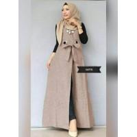 Modefemme Blazer Oneto Overall Wanita   Blazer Wanita Murah   Luaran Wanita    Luaran Muslim   a463092224