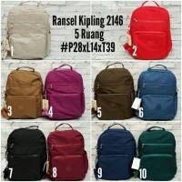 Tas Ransel Backpak Wanita Kipling Premium Quality KP-90 (469912201) ae545d4e08