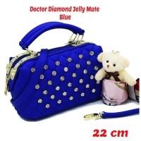 Tas Jelly Matte DOCTOR Maxi DIAMOND UK 22cm - Tas Import - Tas Wanita - Tas d114a7ab0c