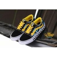Sepatu Vans Old Skool x Patta   Sneaker Casual Pria Skate (438689885) d2222f1a10