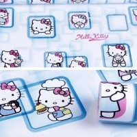 Daftar Harga Wallpaper Dinding Anak Hello Kitty Lucu Bulan Februari 2019