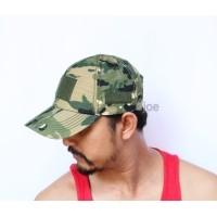 Ajs Topi Tactical Pria Wanita Bisa COD (Bayar di tempat) komplit semua warna  dengan 3 streep emblem Bahan Import   Topi Lapangan army   Topi militer    topi ... 36d3162a97