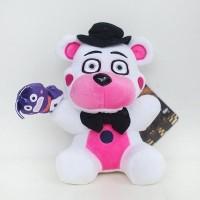 20 Cm Fnaf Boneka Mewah Lima Malam Di Freddy Suster Lokasi Beruang Freddy  Bonnie Foxy Bayi 3c5ef81882