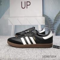 Adidas Samba Klasik Sepatu Datar Lembut Rak Pajangan Baju Sepatu Skateboard  (458389164) ab25f427b4