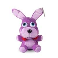25 Cm Lima Malam Di Freddy Fnaf 4 Beruang Freddy Bonnie Chica Foxy Plush  Mainan Lembut 490e91f21d
