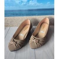 Sepatu Balet Wanita Casual Model Terbaru murah Sepatu Santai Wanita Fashion Wanita  model terbaru 34485407df