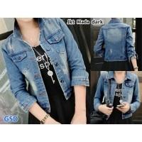 Jaket mada dark blue jaket wanita jaket cewek jual jacket wanita jaket 5b079e4eac