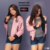 Daftar harga Sw Jaket Bomber Wanita Pink Bulan Maret 2019 04904bb6a4