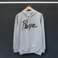 Jaket Sweater Keren Distro Hoodie Flava Abu (500532715) f428ae7f90
