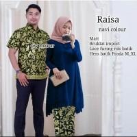 Batik Couple   COUPLE BATIK   Baju Muslim Wanita Terbaru 2019   Couple Batik    Batik Sarimbit   Baju Batik Modern   Batik Kondangan   Batik Keluarga    Batik ... 57e0a82ce3